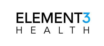 Element3 Health Logo